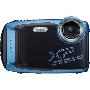 """Fujifilm FinePix XP140 Kompakt kamera 16,4 MP CMOS 4608 x 3456 pixel 1/2.3"""" Sort, Blå"""