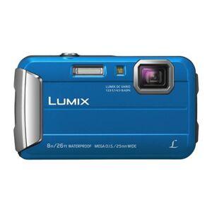"Panasonic Lumix DMC-FT30 Kompakt kamera 16,1 MP MOS 4608 x 3456 pixel 1/2.33"" Blå"