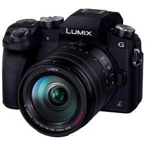 Panasonic Lumix DMC-G7H + G VARIO 14-140mm MILC 16 MP Live MOS 4592 x 3448 pixel Sort
