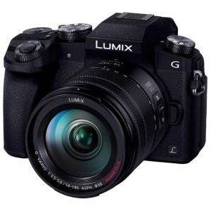 Panasonic Lumix DMC-G7H + G VARIO 14-140mm MILC 16 MP Live MOS 4592 x 3448 pixel Sort