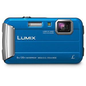 "Panasonic Lumix DMC-FT30 Kompakt kamera 16,1 MP CCD 4608 x 3456 pixel 1/2.33"" Blå"