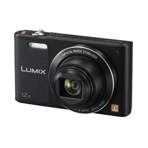 "Panasonic Lumix DMC-SZ10 Kompakt kamera 16 MP CCD 4608 x 3456 pixel 1/2.33"" Sort"