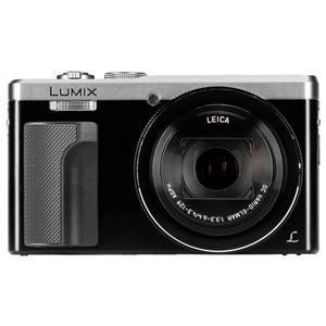 "Panasonic Lumix DMC-TZ80 Kompakt kamera 18,1 MP MOS 4896 x 3672 pixel 1/2.3"" Sort, Sølv"