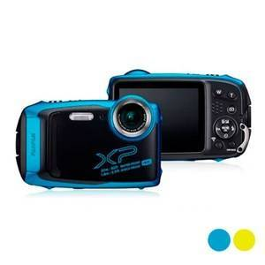 Fujifilm Sportskamera Fujifilm Finepix XP140 16 MP Full HD Gul