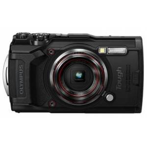 "Olympus Tough TG-6 Kompakt kamera 12 MP CMOS 4000 x 3000 pixel 1/2.33"" Sort"