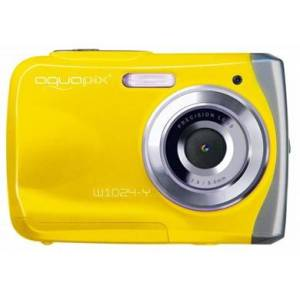 Easypix W1024 Kompakt kamera 10 MP CMOS 4608 x 3456 pixel Gul