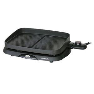 Steba VG 90 Compact 1300 W Grill Elektrisk Bordplade Sort