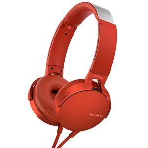 Övriga Headset MDR-XB550AP Rød