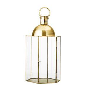 Bloomingville Elle Lampe Metal Guld