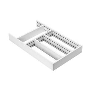 Beslag Design Flex Basic Bestikskuffe ramme 278/500 - Hvid