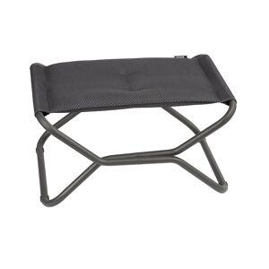 Lafuma-Next be Comfort footstool, Dark Grey