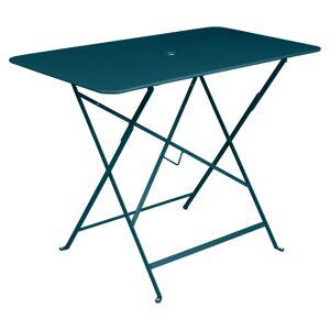 Fermob-Bistro Table 97x57 cm, Acapulco Blue
