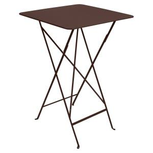 Fermob-Bistro High Table 71x71, Russet