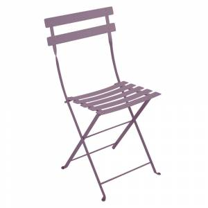 Fermob-Bistro Metal Stol, Plum