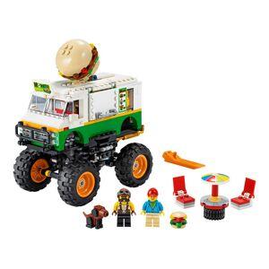 Lego Monster Burger Truck