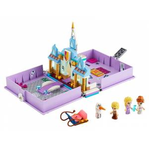 Lego Anna and Elsa's Storybook Adventures