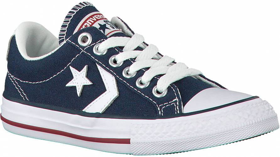 Converse Lavskaftede Sneakers St...