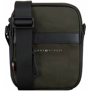Tommy Hilfiger Skuldertaske Elevated Mini Grøn Mænd