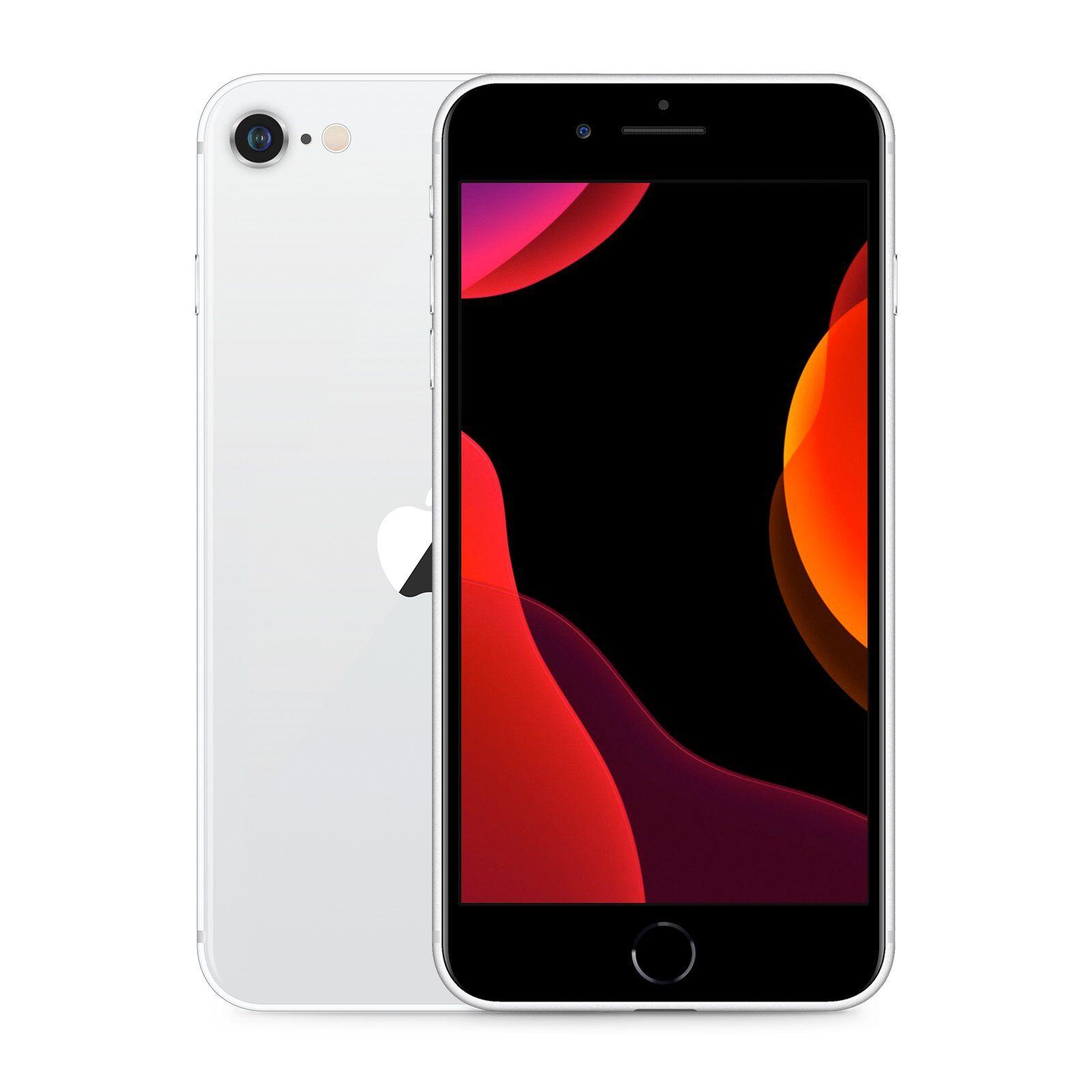 Apple iPhone SE 2020 128GB Hvid Rang: C