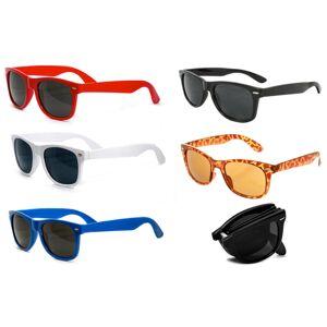 SPARNET Solbriller i wayfarer-model