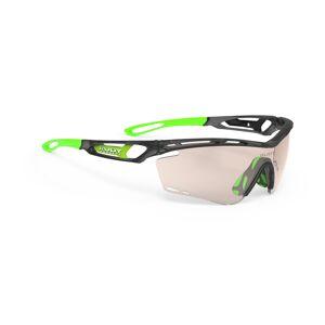 Pro-Ject Rudy Project Tralyx - Löpar- och cykelglasögon - Impactx Fotokromatiska 2 - Ice Graphi Mat