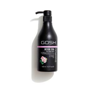 Gosh Hair Shampoo 450ml - Rose Oil