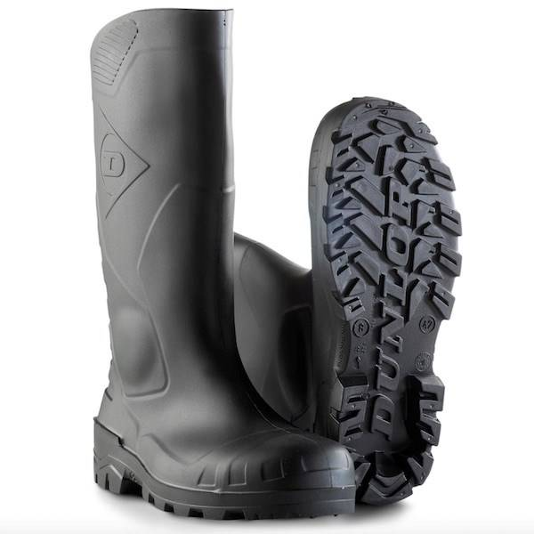 Dunlop Devon Praktisk Gummistøvle, Str. 36