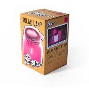 Sun Jar Pink