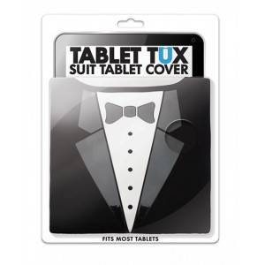 Luckies of London Tablet Cover Tux