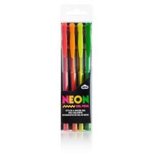 NPW Neon Gel Pens