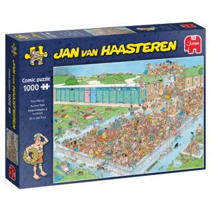 Jan van Haasteren - Pool Pile-Up - 1000 Brikker