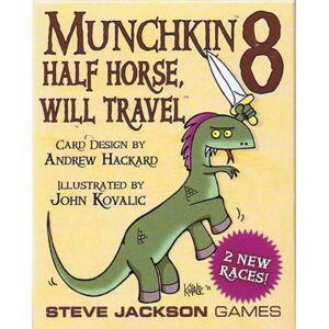 Munchkin 8 - Half Horse - Will Travel