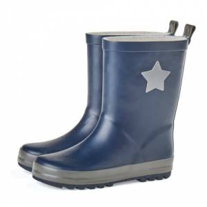 Friends gummistøvler - Mørkeblå