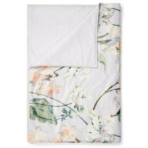 Essenza sengetæppe - Rosalee - Grå