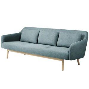 FDB Møbler Foersom & Hiort-Lorenzen sofa - L34 Gesja - Petroleumsblå