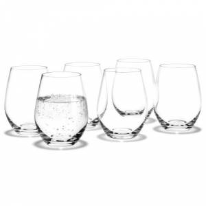 Holmegaard vandglas - Cabernet - 6 stk.