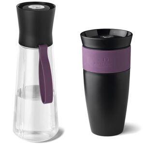 Rosendahl termokrus & drikkeflaske - Grand Cru - Blomme