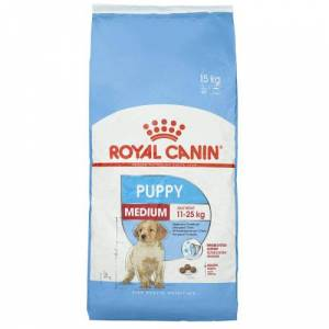 Royal Canin hundefoder - Medium Puppy