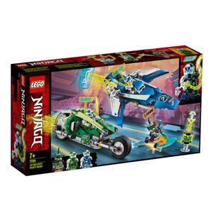 Lego Ninjago Jay og Lloyds superhurtige racere