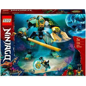 Lego Ninjago Lloyds hydro-robot