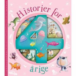 Historier til 4-årige - Indbundet