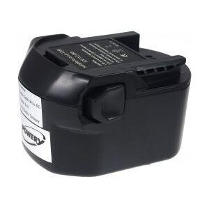 AEG Batteri til AEG BS 12C 2000mAh NiMH