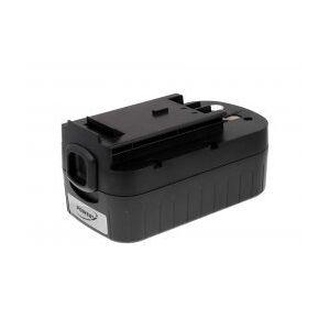 Black & Decker Batteri til Black & Decker græstrimmer GLC2500
