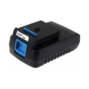 Black & Decker Batteri til Black & Decker HP186F4LK 2000mAh