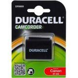 Canon Duracell Batteri til Canon Legria HF G10 (BP-808)