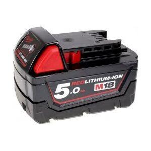 Milwaukee Batteri til Batteri-Radio Milwaukee M18 RC-0 5,0Ah Original