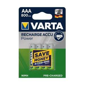 Varta Power Batteri Ready2Use TOYS 56703 4er Blister