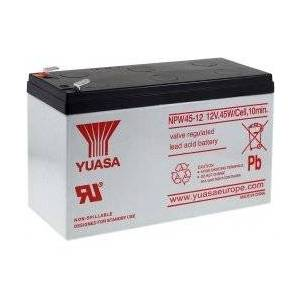 YUASA Blybatteri NPW45-12