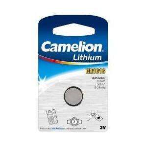 CR1616 Lithium Knapcelle Camelion CR1616 1er Blister