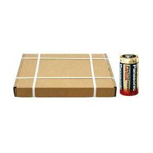 Panasonic Batteri til Låsesystemer Panasonic CR123A Lithium Batteri 3V 600 stk. Løse
